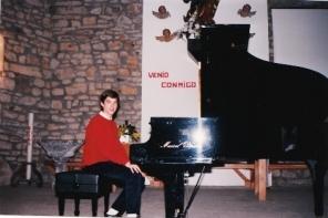 Concierto en la Parroquial de Arrankudiaga, 1997