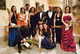 Gala Lírica de Operastudio en Alcalá de Henares, 2013