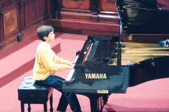 Concierto Final de Ganadores del concurso Internacional de piano Ciudad de San Sebastián, 1997