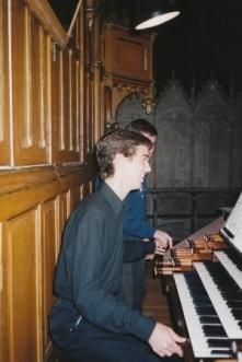 """Coral San Ignacio """"Requiem"""", Fauré"""