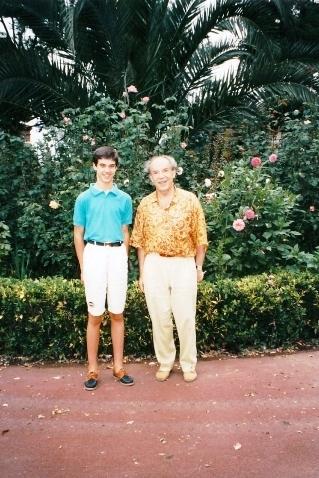 Con Paul Badura -Skoda