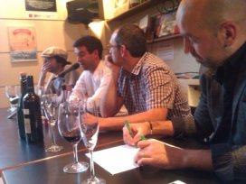 Conferencia en Pintxos & Blogs, 2011