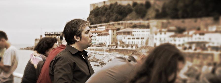 Ekaitz Unai González, la voz de NOCTURNIZANDO 2014